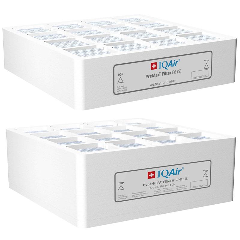 IQAir Filter-Set Allergen HealthPro 100